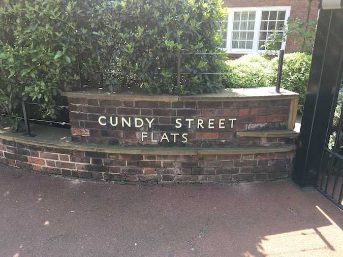 Cundy Street Quarter: Who speaks for the residents?
