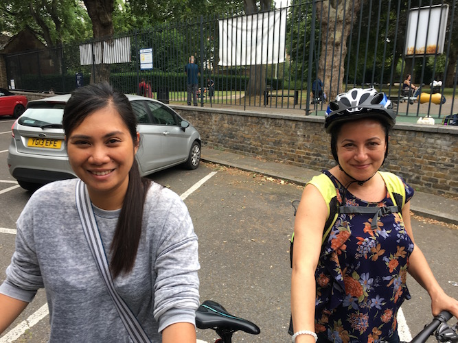How TfL is encouraging more women to cycle in London