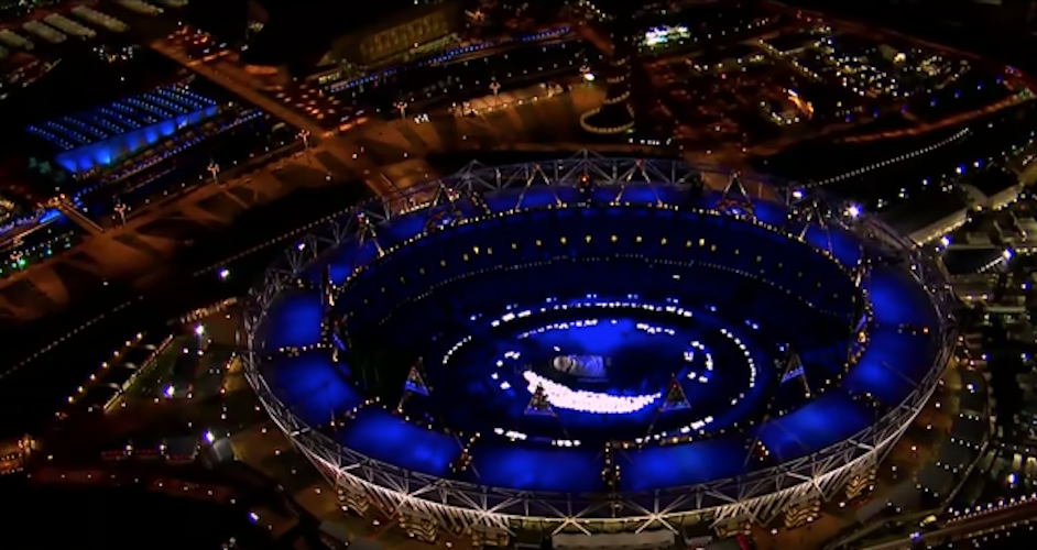 Richard Brown: The meaning of the 2012 Olympics opening ceremony is contested is fiercely as ever