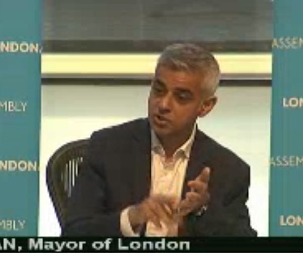 Sadiq Khan 'optimistic and excited' that Boris Johnson will hand him control over London suburban rail