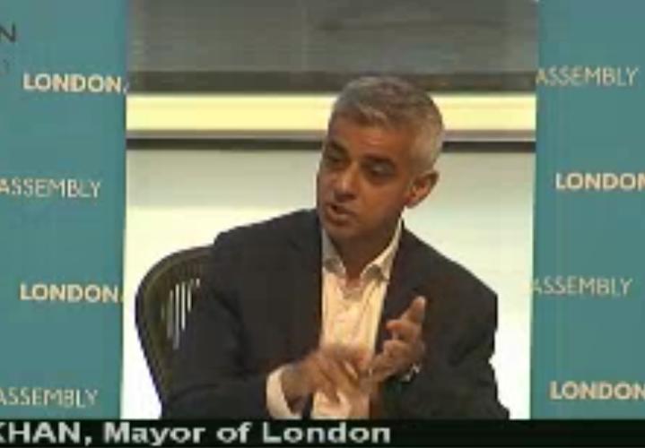 Sadiq Khan 'optimistic and excited' that Boris Johnson will hand him control over London suburban rail
