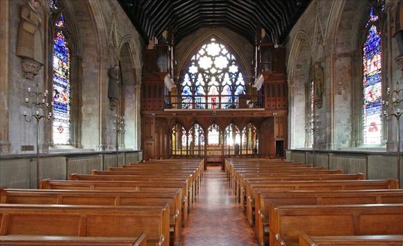 Vic Keegan's Lost London 101: St Etheldreda's church