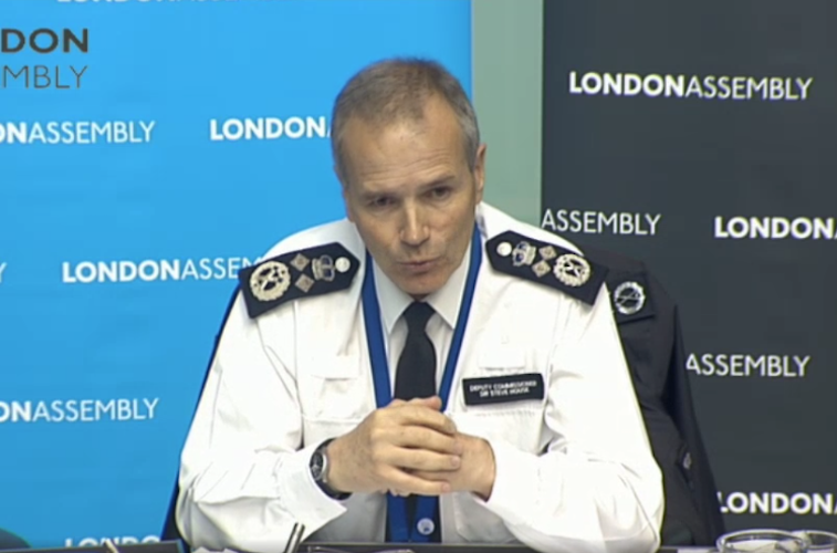 Metropolitan Police officers could be sent to Northern Ireland in event of 'no deal' Brexit, says senior officer