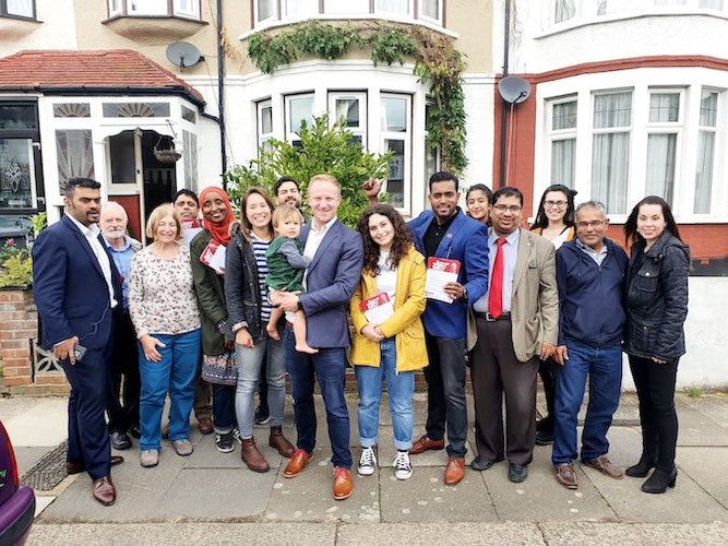Ilford South: Anger in the undergrowth as Redbridge deputy leader enters selection fray