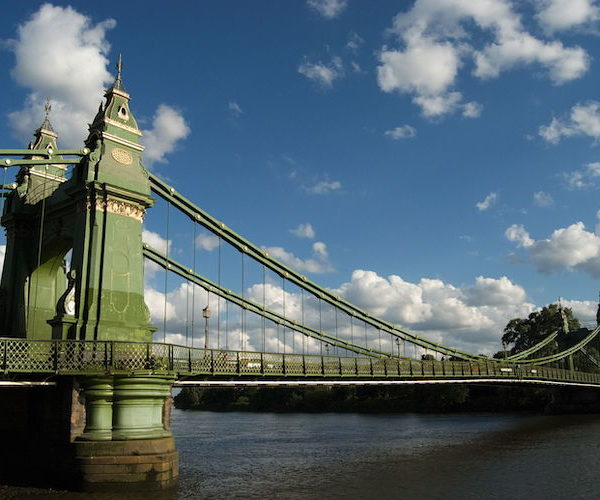 Sadiq Khan confirms two temporary options while Hammersmith Bridge is fixed