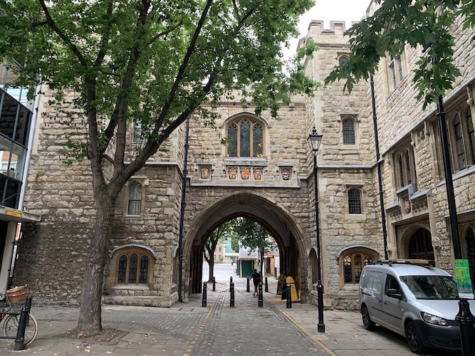 Vic Keegan's Lost London 113: The literary history of St John's Gate