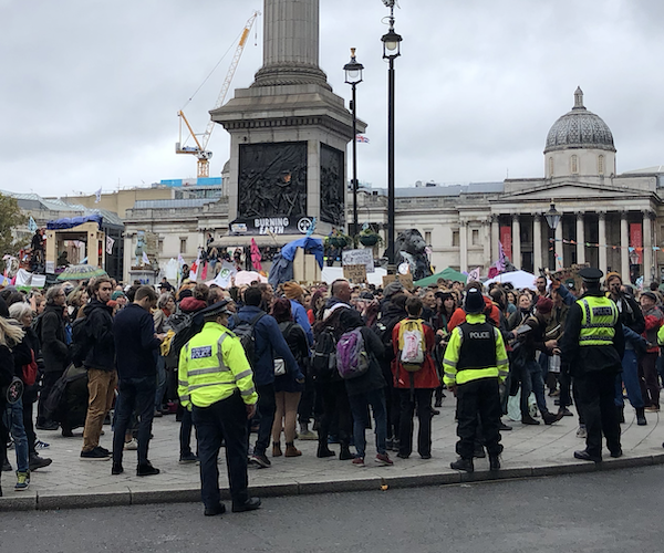 Met Police defend Extinction Rebellion ban before London Assembly committee