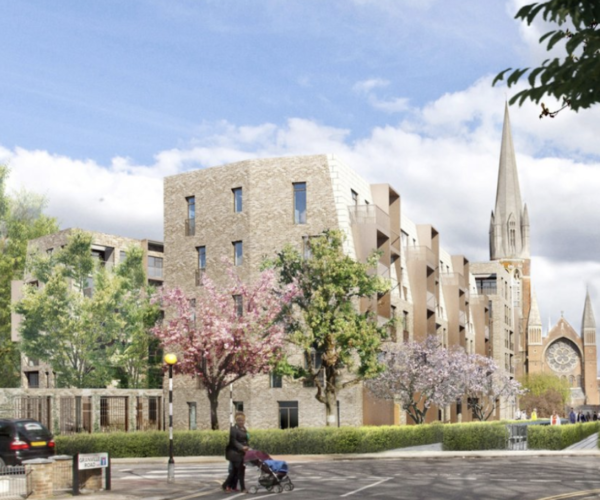 Residents of Brent estate vote in favour of council regeneration scheme