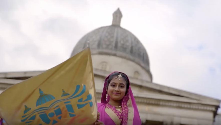 Diwali in London, 2019