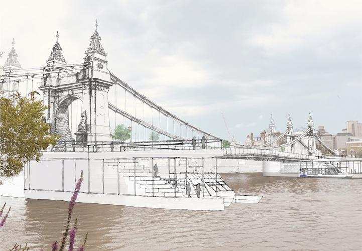 Imagining another Hammersmith Bridge