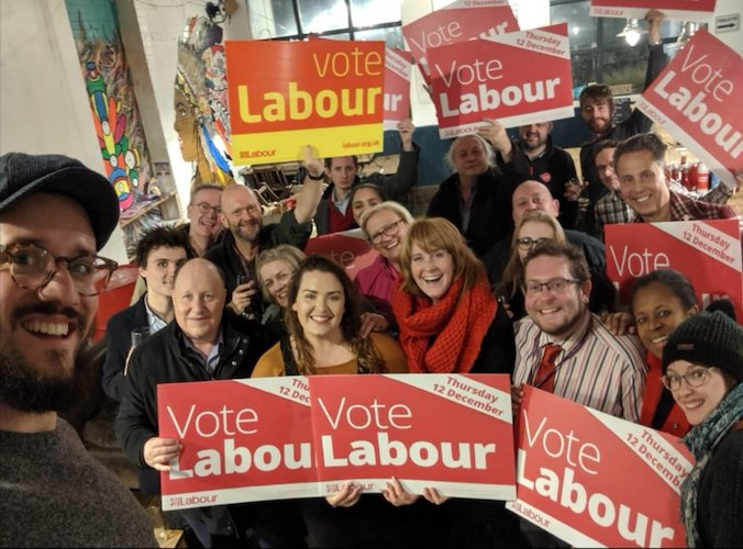 Croydon: Labour Fairfield by-election hold provides clues to general election contest