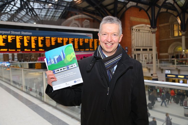 Levelling up Britain must not mean levelling down London, says outgoing TfL chief