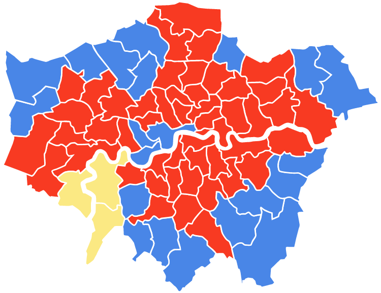 What do the 2019 General Election results mean for the 2020 London Mayor race?