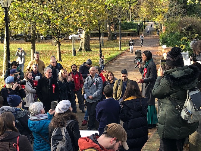 Election 2019: Has mass campaigning in Chingford & Woodford Green helped or hindered Labour?