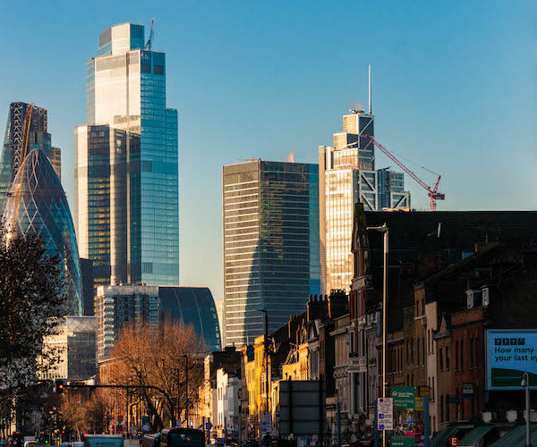 Square Mile working to restore 'buzz of the City', says Corporation chief Catherine McGuinness