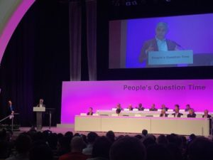 Sadiq Khan takes violent crime issue head on at Haringey Peoples' Question Time