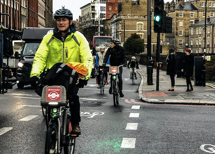 Leon Daniels: London, cycling and the 'self-healing city'