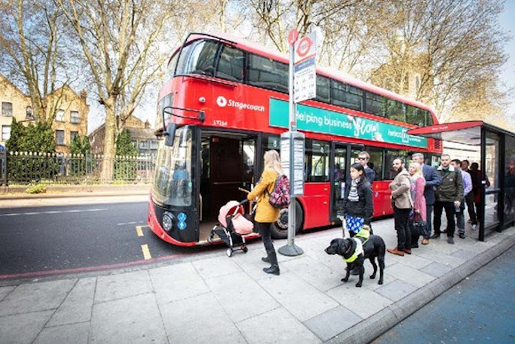 Boris Johnson 'New Routemaster' buses to become front boarding only to cut fare-dodging
