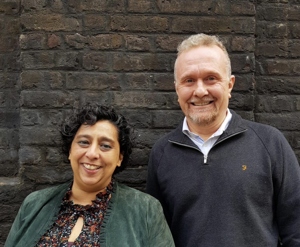 Elizabeth Balgobin & Peter Lewis: A love letter to London, its community volunteers and its next Mayor