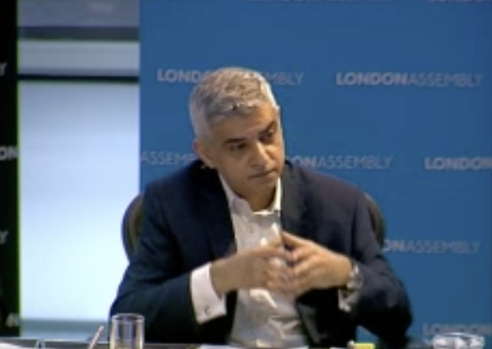 Sadiq Khan budget passed, including Council Tax hike to fund more police