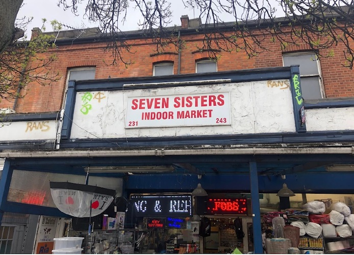 Haringey: Seven Sisters 'Latin Village' repairs to be completed in October, says TfL