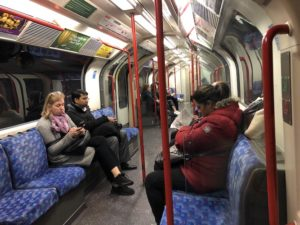 Jack Brown: The rules of Tube etiquette – an update