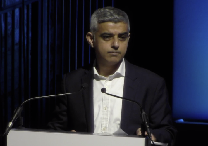 Sadiq Khan tells Londoners to heed government coronavirus advice as cases in capital exceed 100