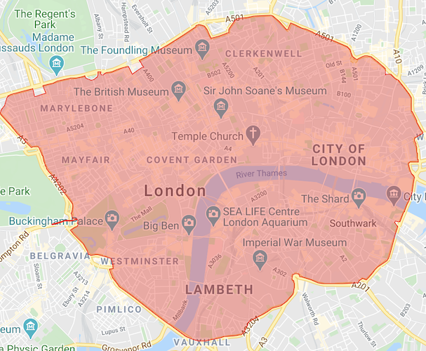 Coronavirus London: Transport for London to suspend all road-user charging