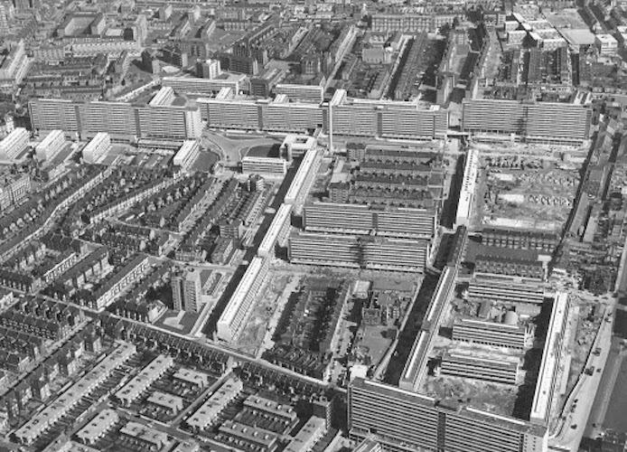 Aylesbury estate regeneration: Residents' stories on film