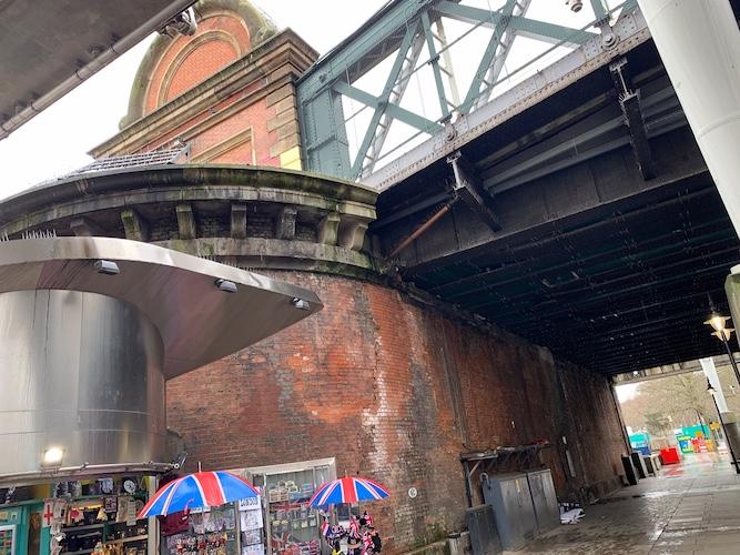 Vic Keegan's Lost London 135: The original Hungerford footbridge