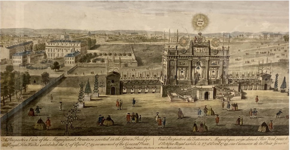 Vic Keegan's Lost London 137: The exploding temple of Green Park