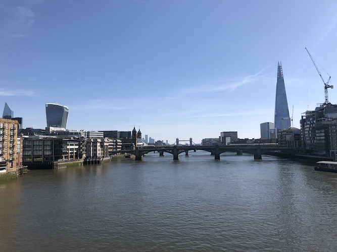 London's economy was UK's most resilient during Covid first wave, according to government figures