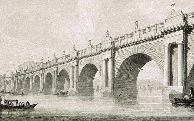 Vic Keegan's Lost London 138: The original Waterloo Bridge