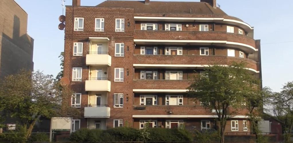 Woodberry Down estate regeneration film: partnerships in progress