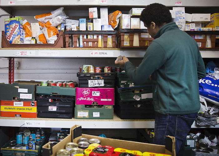 Nicky Gavron: Coronavirus has made London's food banks even more important