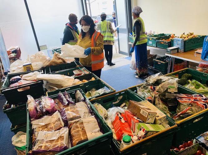 Rowenna Davis: The food bank heroes of Thornton Heath