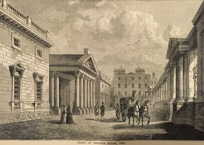 Vic Keegan's Lost London 143: The grand extravagance of Carlton House
