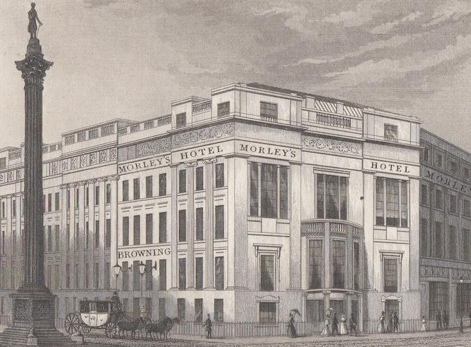 Vic Keegan's Lost London 141: The 'hideous' Morley's hotel