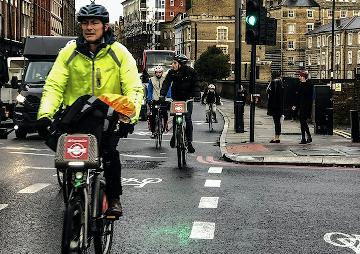 Charles Wright: Will the Covid crisis bring more 'active travel' to London's streets?