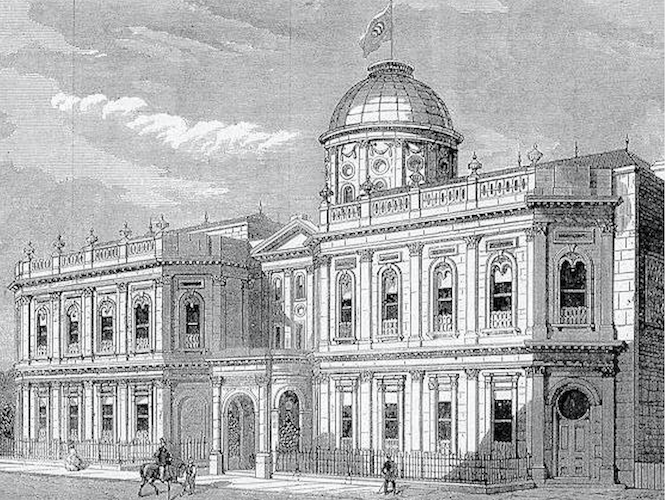 Vic Keegan's Lost London 142: Victoria's short-lived Turkish baths