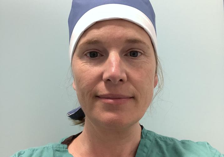 Coronavirus London: 'My nursing skills were very rusty, but I felt I had something to offer'