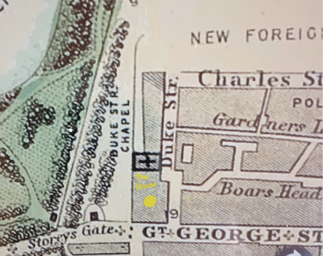 Vic Keegan's Lost London 145: The house of Judge Jeffreys