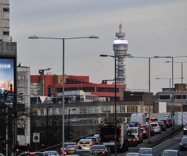 'Car-led' recovery increasingly apparent, Transport for London chief planner warns