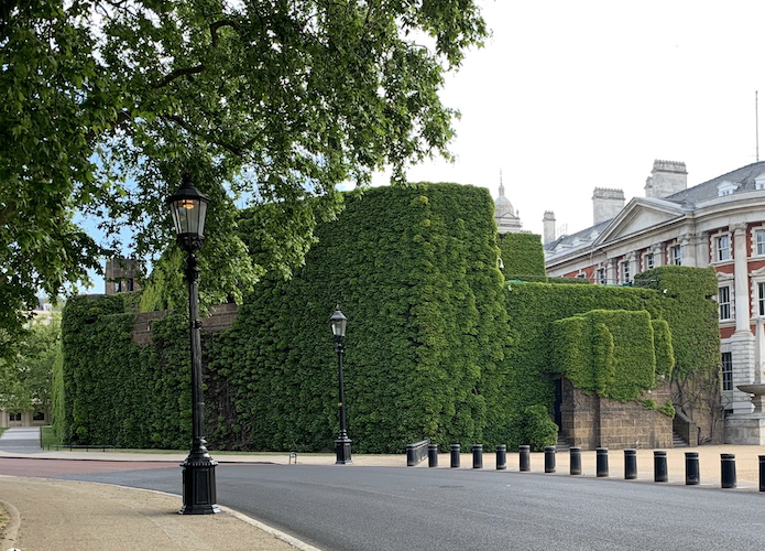Vic Keegan's Lost London 147: The Admiralty's hidden Citadel