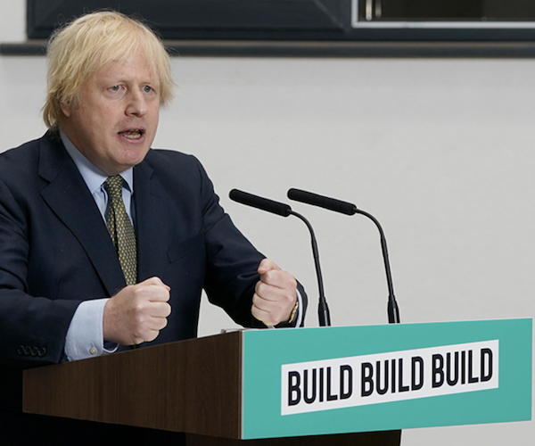Boris Johnson 'new deal' speech gets lukewarm reception from London boroughs and business