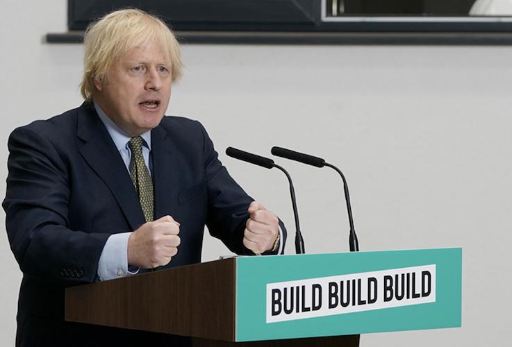 Boris Johnson 'new deal' speech gets lukewarm reception from London boroughs and business