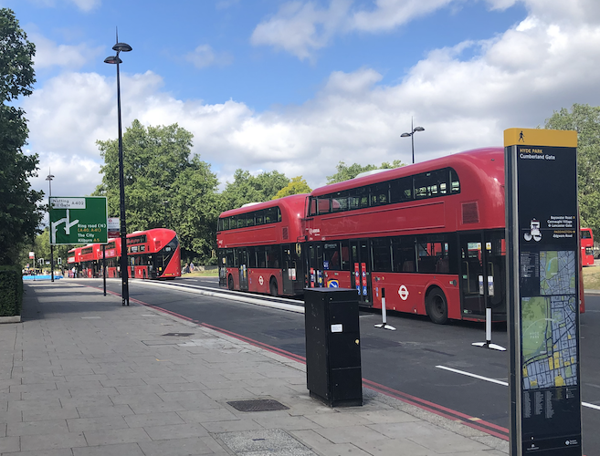 Is London going to need a lot more buses to help recovery from Covid-19?