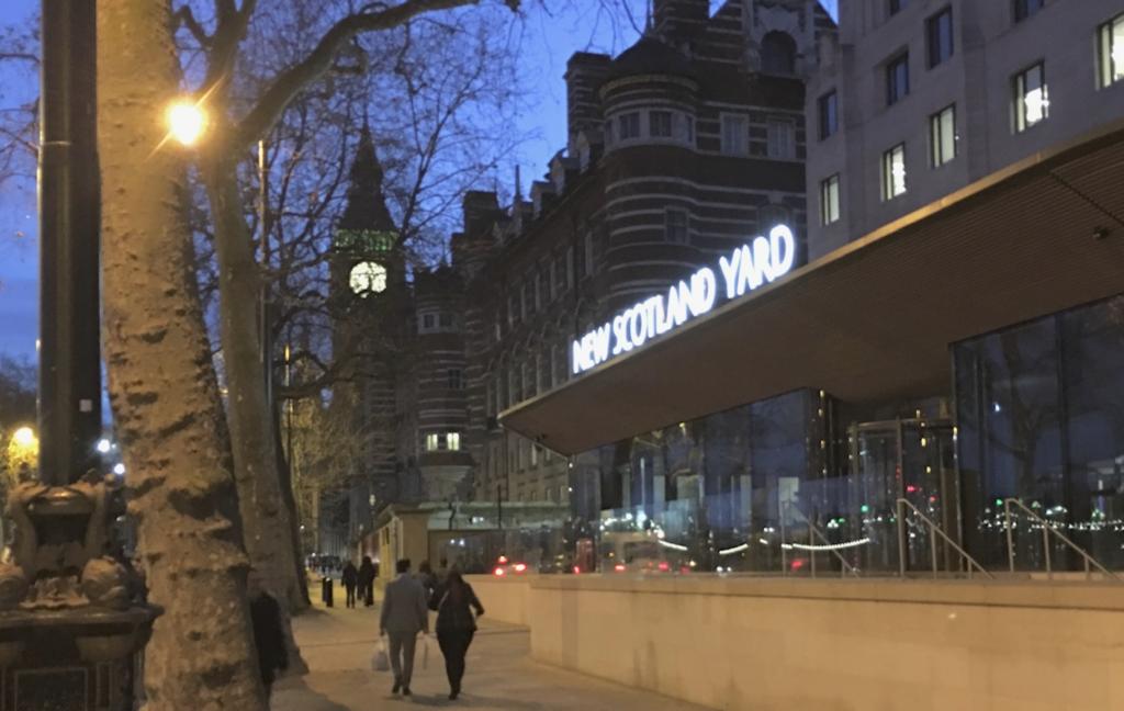 Vic Keegan's Lost London 152: The 10th century origins of Scotland Yard