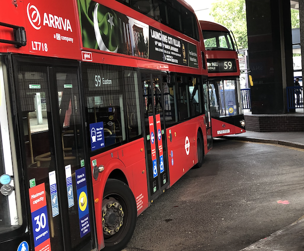 Transport for London to trial 24/7 bus lanes from late summer