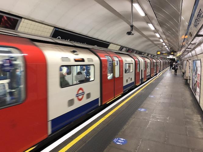 Jonn Elledge: Which is London's fastest Tube line?